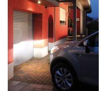 Роллетные ворота ALUTECH Trend 2300х2100 мм белый