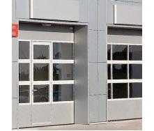 Секційні ворота ALUTECH AluTrend АЛПС мікрохвиля 40 мм