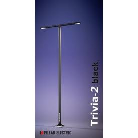 Вуличне освітлення опора Pillar Electric Трівія-2 100 Вт