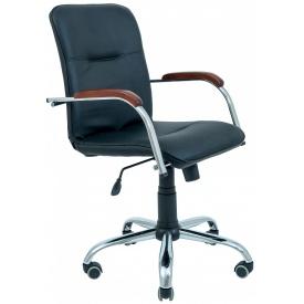 Комп'ютерне крісло Richman Самба-Рол чорне