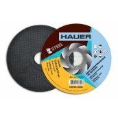 Диск шліфувальний по металу Hauer 230х6,0х22 мм