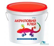 Монтажный акриловый клей Полимин 1 кг
