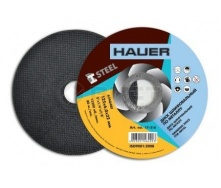 Диск шлифовальный по металлу Hauer 230х6,0х22 мм