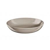 Тарілка для супу/пасти ASA Voyage сіро-коричнева (15221141)