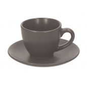 Набір кавових чашок TOGNANA RUSTICAL NERO 6 шт (RL185010891)