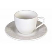 Набір кавових чашок TOGNANA POLIS CIRCLES 6 шт (PS085012145)