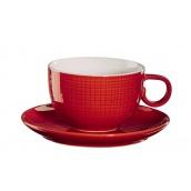 Чашка з блюдцем ASA Voyage 210 мл (15021142)