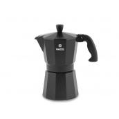 Гейзерна кавоварка VINZER Moka Nero 9 чашок (89396)