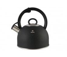 Чайник зі свистком VINZER Nero 2,5 л (89010)