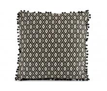 Подушка ARTE REGAL 45x45 см чорно-біла (40039)