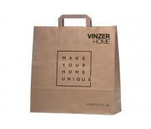 Фірмовий пакет VINZER HOME великий (25269)