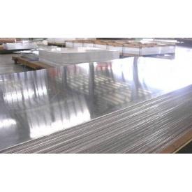 Лист алюминиевый гладкий 1х1500х3000 мм АМГ2