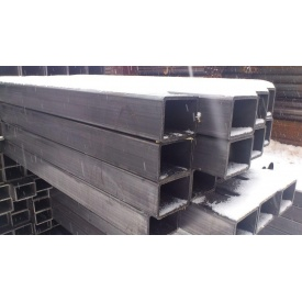 Труба профильная бесшовная сталь ст 20 80х80х5 мм горячекатанная