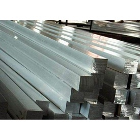 Квадрат стальной горячекатанный 8х8 мм ст. 3
