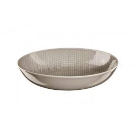 Тарелка для супа/пасты ASA Voyage серо-коричневая (15221141)