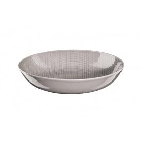 Тарелка для супа/пасты ASA Voyage светло-серая (15221144)