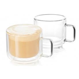 Набор DUKA Sven double wall из двух чашек для кофе и чая 150 мл (1217082)