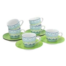 Набор чайных чашек TOGNANA OLIMPIA GINGER 6 шт (OM085025456)