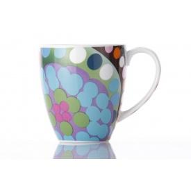 Чашка FRENCHBULL Bindi с рисунком фарфоровая 540 мл (969121)