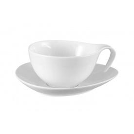 Чайная чашка с блюдцем DUKA Time (282626)
