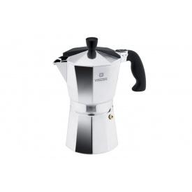 Кофеварка гейзерная VINZER Moka Espresso 9 чашек по 55 мл (89387)