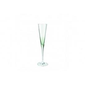 Бокал для шампанского LEONARDO Cheers зеленый (18092)