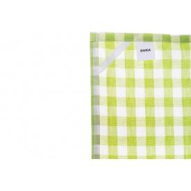Кухонное полотенце DUKA Firsk зеленое 50х70 см (1213016)