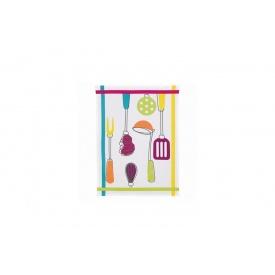 Полотенце кухонное WINKLER Chama 50х70 см Grey 2130070000