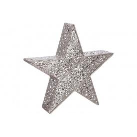 Статуэтка ATMOSPHERA STAR бежевая 30x7x30 см (148384)