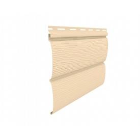 Сайдинг виниловый блокхаус Ю-Пласт (U-Plast) 3400*230 мм