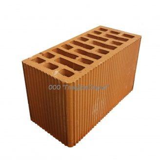Керамичнеский поризованный блок Керамейя ТеплоКерам 2,12 НФ, М-100, 250x120x138 мм