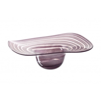Ваза-капелюх рожева LEONARDO Streifen (31533)