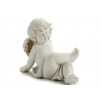 Статуетка Ангел ARTE REGAL білий 8x13,5x10 см 255 г (20030-3)