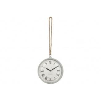 Годинник-маятник ATMOSPHERA на мотузці сірі 25х29 см (148206-gray)