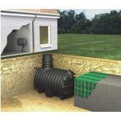 Дренажний блок тунель PipeLife STORMBOX для збору дощової води 1200x600 мм
