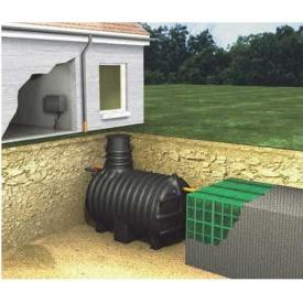 Дренажный блок тоннель PipeLife STORMBOX для сбора дождевой воды 1200x600 мм