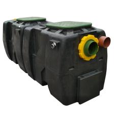 Сепараторы нефтепродуктов с байпасом