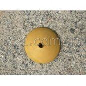 Лежачий полицейский полимерпещанный ИМПЕКС-ГРУП круглый желтый 195 мм (IMPA314)