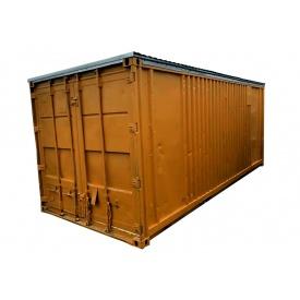 Аренда 40-а футового контейнера