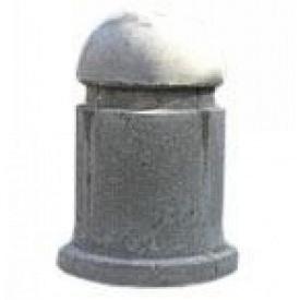 Столбик ограждения бетонный ИМПЕКС-ГРУП С 2 320х500 мм