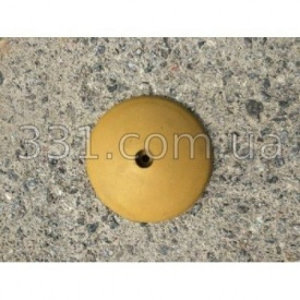 Лежачий поліцейський полимерпещанный ІМПЕКС-ГРУП круглий жовтий 195 мм (IMPA314)
