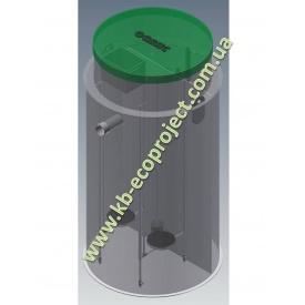 Автономная канализация Оазис Стандарт-100 1900х3450 мм