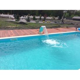 Бассейн из полипропилена 5,0х3,0 глубина 1,5 м