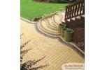 Тротуарна плитка Золотий Мандарин 40 мм
