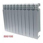 Биметаллический радиатор Paskal 500/100 мм