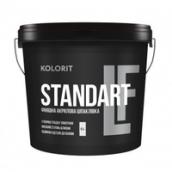 Финишная акриловая шпаклевка Kolorit Standart LF 17 кг