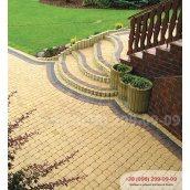 Тротуарная плитка Золотой Мандарин 40 мм
