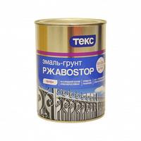 Эмаль-грунт ТЕКС РЖАВОСТОП 3 в 1 2 кг черная