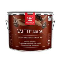 Лазурь Tikkurila Valtti Color базис EC 9 л бесцветный