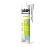 Герметик Ceresit CSGTR Glas 280 мл прозрачный (467537)